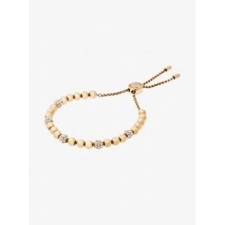 Bracelet à Glissière Doré Michael Kors Femme Or Vendre Cannes
