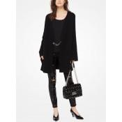Cardigan à Maillons Et Manches Cloche Michael Kors Femme Noir Boutique