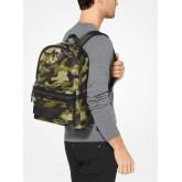 Acheter Nouveau Sac à Dos Kent Motif Camouflage Michael Kors Homme Militaire En Ligne