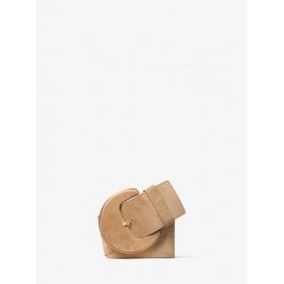 Ceinture En Daim Surdimensionnée Michael Kors Femme Chino Site Officiel