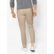 La Boutique Officielle Chino Skinny En Coton Michael Kors Homme Kaki