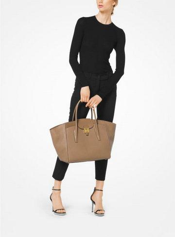 Paris En Femme Bancroft Désert Cuir Kors Voyage Michael De Sac Boutique IYeED9W2H